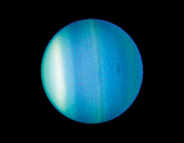 Planeta Urano se podrá apreciar a simple vista