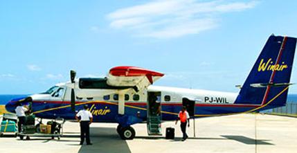 Winair reanuda servicios a diversos destinos