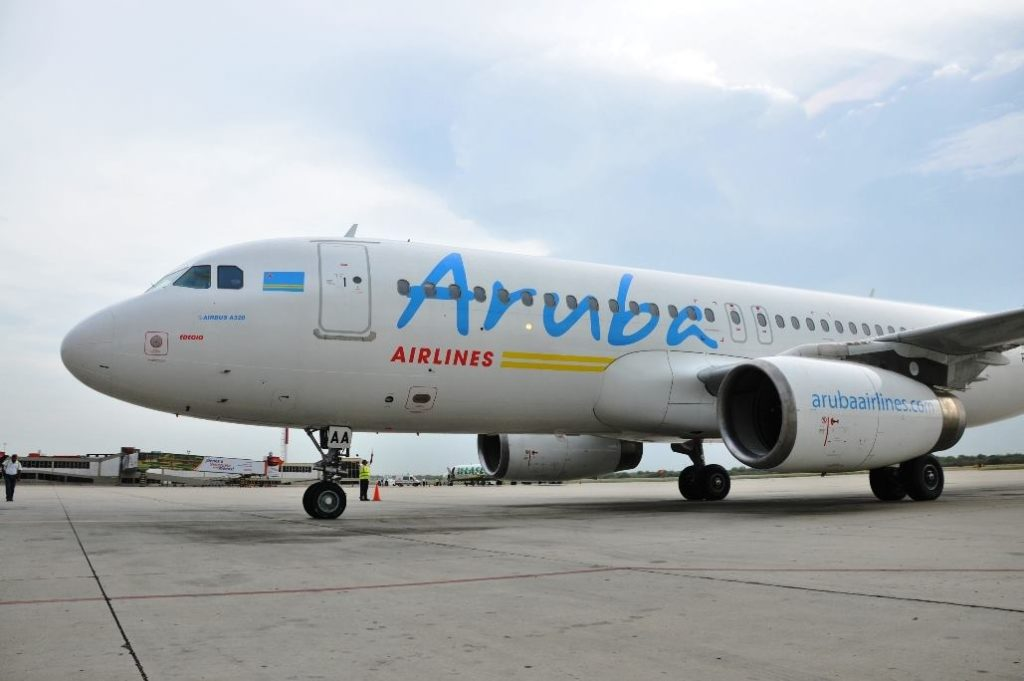 Aruba Airlines vuela con normalidad entre islas ABC