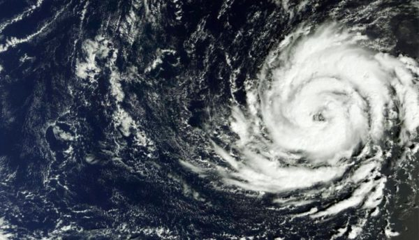 El Huracan Ophelia golpea Irlanda