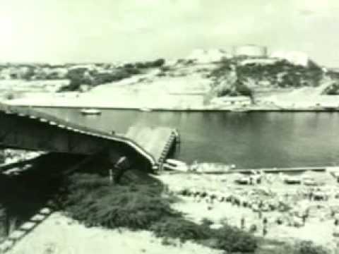 Gobierno conmemora 50 años de la caída del puente Reina Juliana