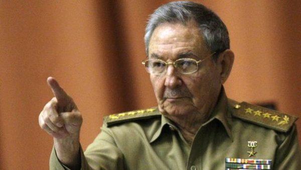 Raúl Castro: Cuba tendrá nuevo presidente en 2018