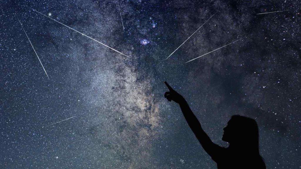 Lluvia de meteoritos podrá verse desde cualquier parte del mundo
