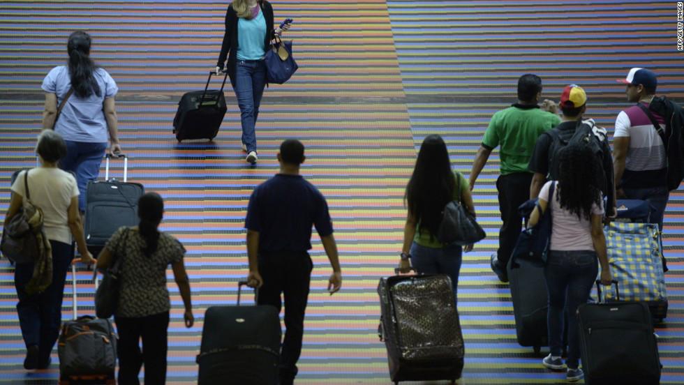 Aumentan solicitudes de asilo de ciudadanos venezolanos