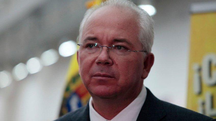 Renuncia embajador de Venezuela en la ONU
