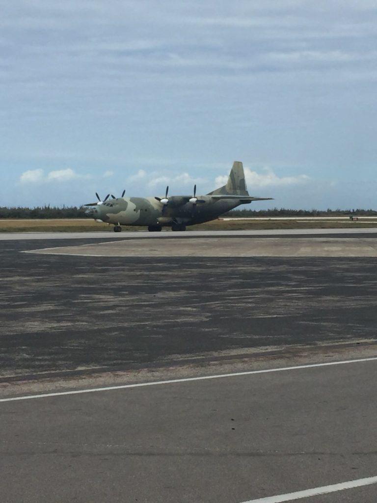 ULTIMA HORA: Avión militar venezolano despega de Curazao con cuerpos de balseros fallecidos