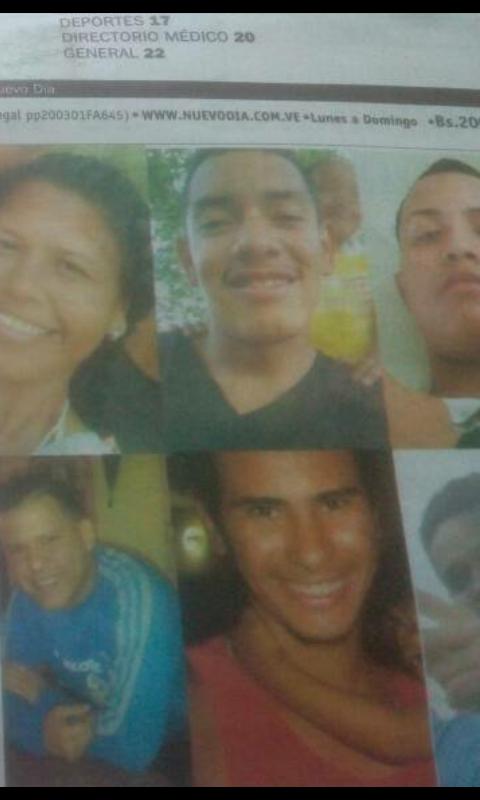 Remitido: Familiares de venezolanos desaparecidos en naufragio