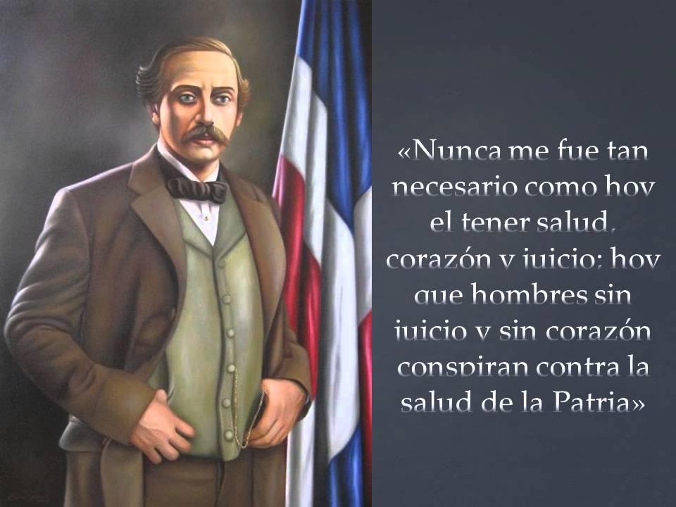 26 de Enero, Natalicio de Juan Pablo Duarte