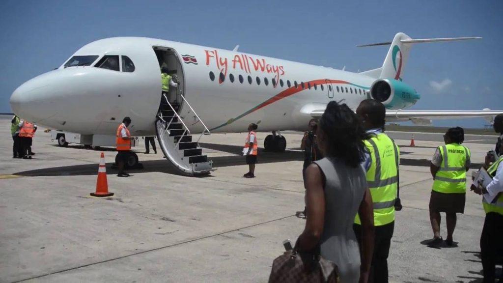 Fly All Ways cancela sus vuelos por mantenimiento