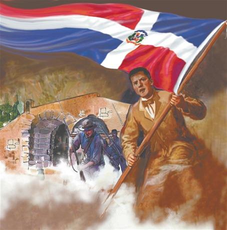 Invitación: Celebración en honor al Día de Independencia de la República Dominicana