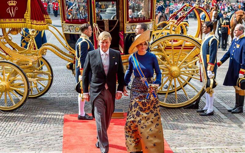Parlamento holandés debate si se debe desechar la pena de cárcel por insultar al rey