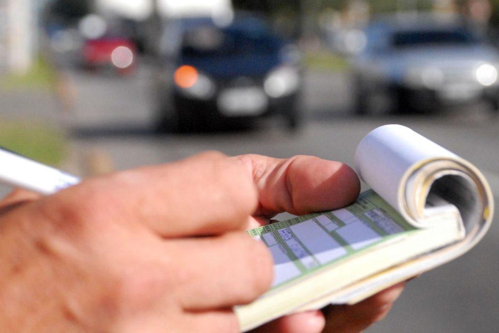 Cárcel para infractores con multas de tránsito pendientes