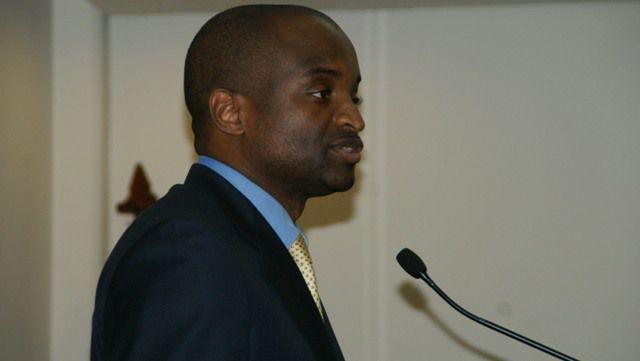 Blackman no reconoce nuevo Gobierno Central en San Eustaquio