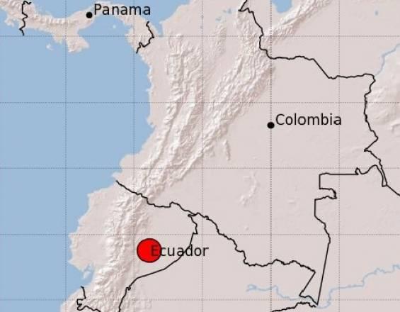 Sismo de 5.6 en Ecuador deja un fallecido