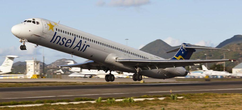 CCAA habilita nuevamente las actividades aéreas de Insel Air