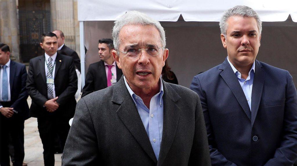 Álvaro Uribe sale victorioso en Elecciones Legislativas enColombia