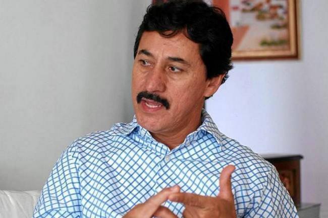 Capturan a senador por violencia intrafamiliar en Colombia