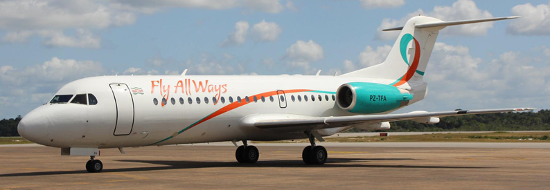 Fly AllWays cancela vuelos entre Curazao y Santo Domingo
