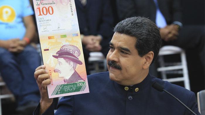 Venezuela tendrá nuevo cono monetario (+Imágenes)