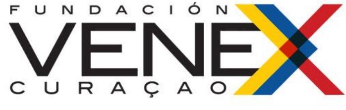 Comunicado Fundación VENEX CURACAO