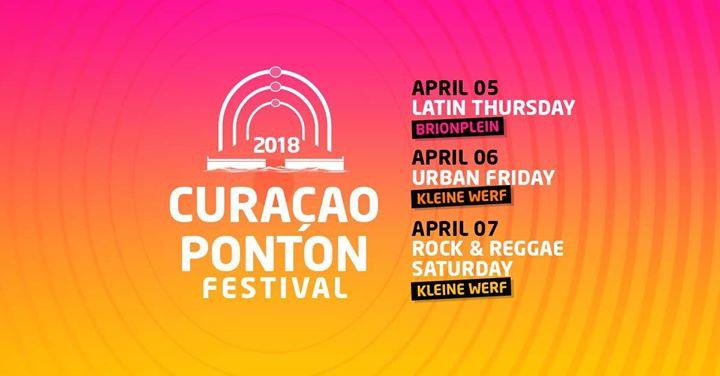 Suspendido Curacao Ponton Festival 2018