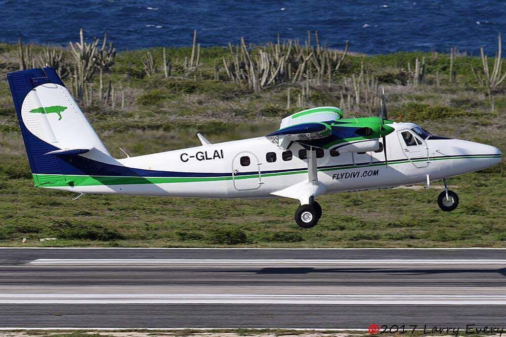 Divi Divi inaugura oficialmente ruta Curazao-Aruba-Curazao