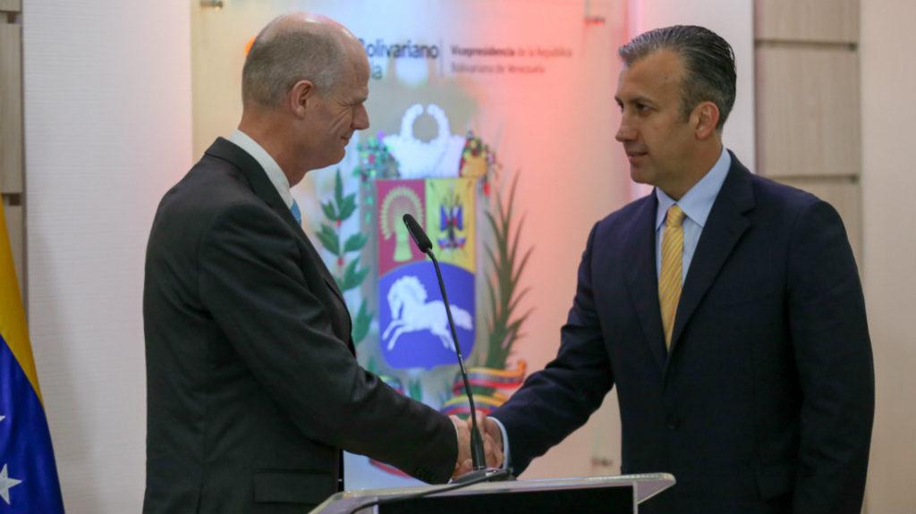 Comunicado Oficial: Ministro Blok finaliza el cierre fronterizo de Venezuela