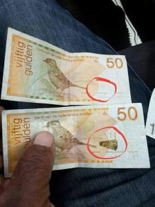 El Banco Central advierte sobre billetes falsos en circulación