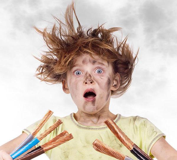 ¿Cuál es la mayor descarga eléctrica que puede soportar el ser humano?