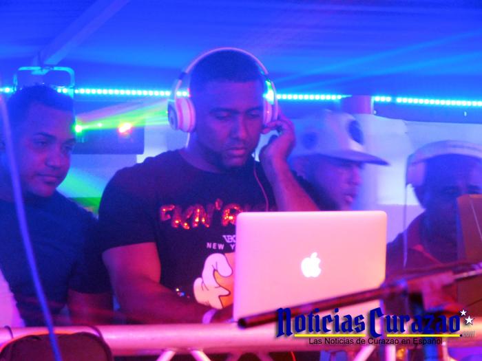 """Video: DJ """"El Fuerte"""" celebró un año en Rumbera Network"""