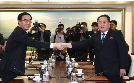 Corea del Norte y Corea del Sur retoman este viernes las reuniones de alto nivel