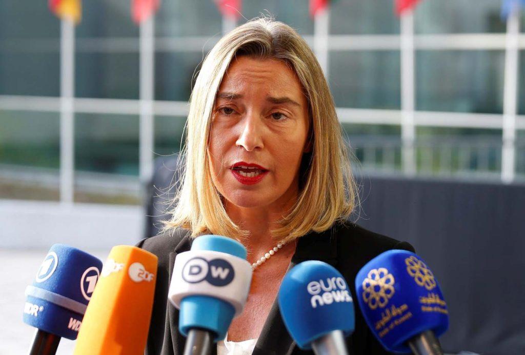 La Unión Europea glorifica a Santos por su trayectoria de paz en Colombia