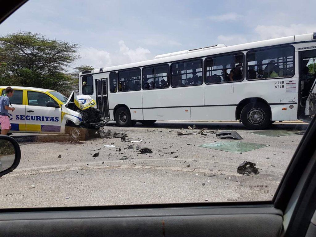 Grave Accidente en vía a Bandabou