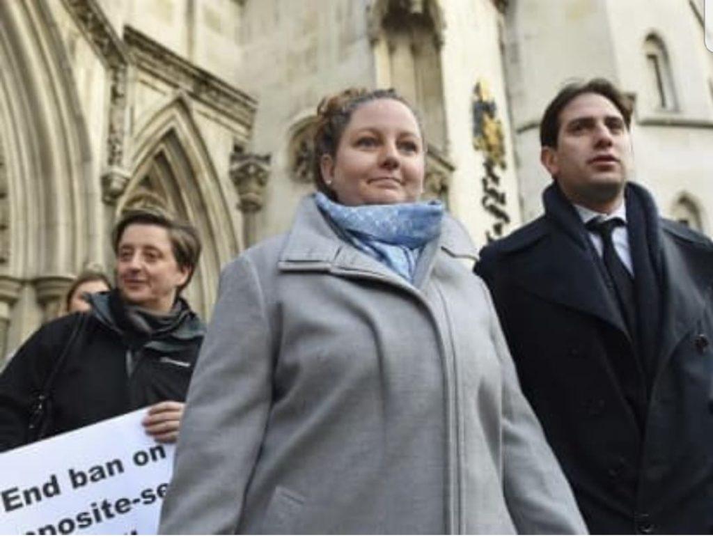 El Tribunal Supremo británico aprueba las uniones civiles para heterosexuales