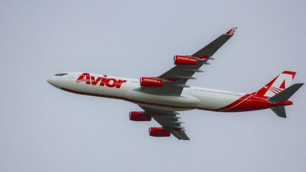 Avior Airlines proyecta reactivar operaciones en Curazao