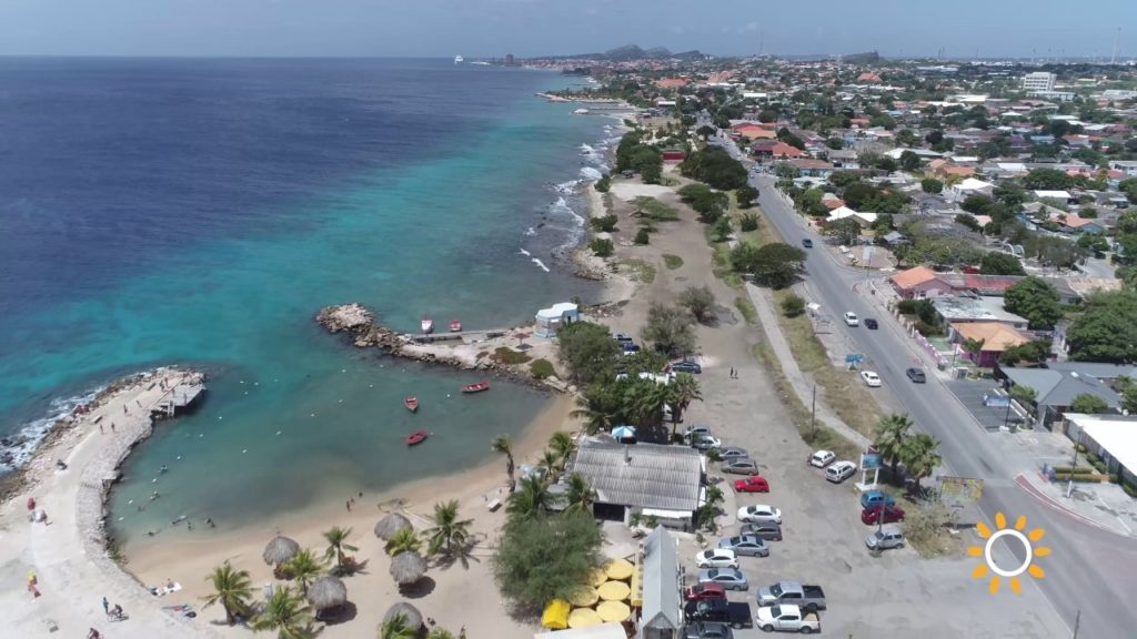 Playa de Marie Pampoen aguarda una segunda fase de desarrollo