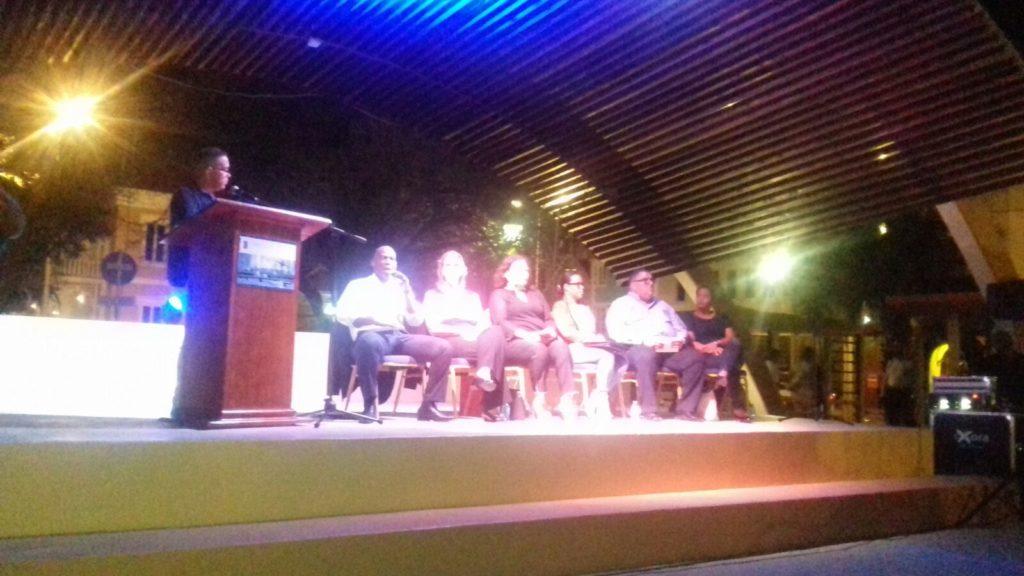 Sesión informativa sobre solicitudes de asilo en Curazao culmina exitosamente