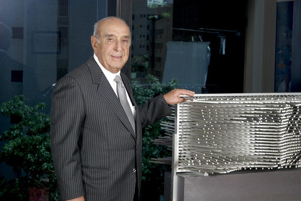 Falleció el fundador de Sambil Salomón Cohen