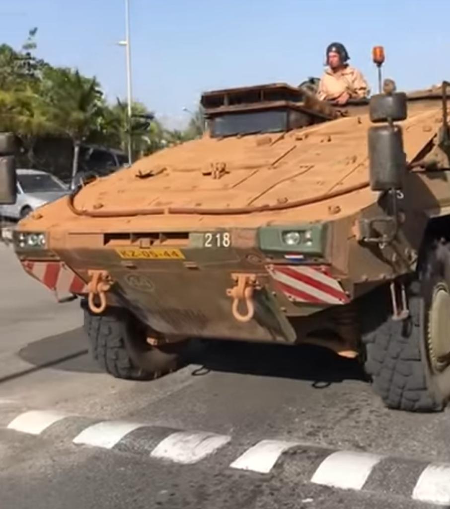 Presencia de tropas en Curazao no tiene relación con situación de Venezuela