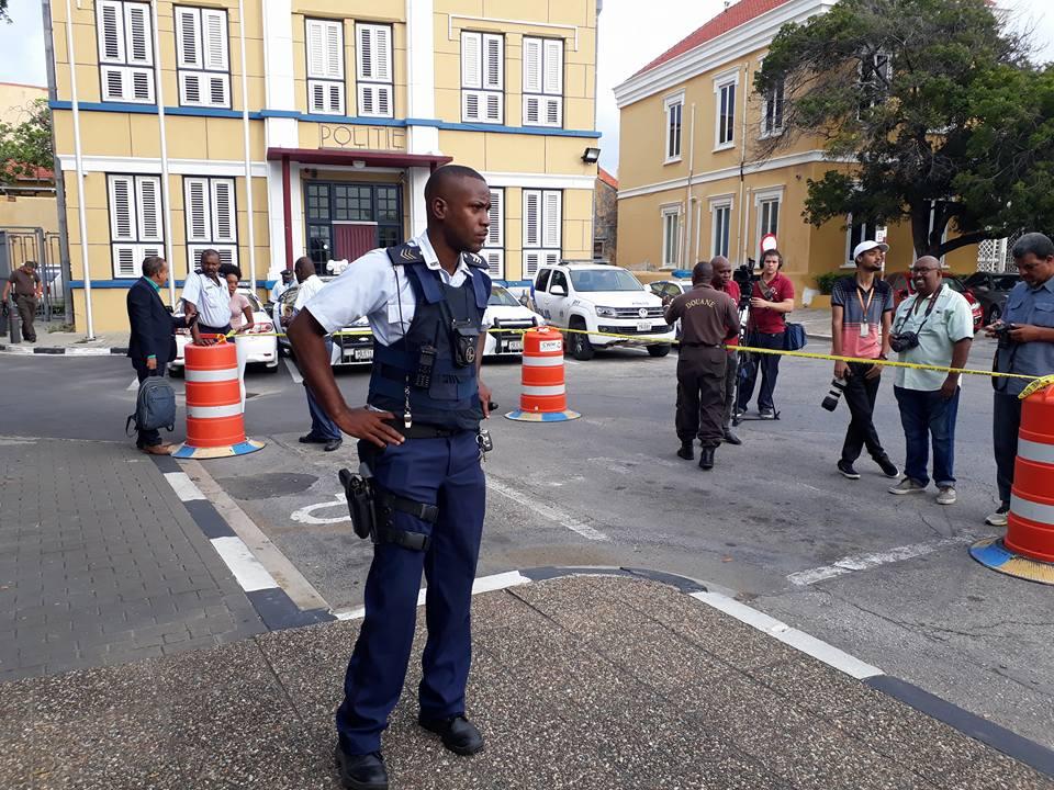 Policias recibirán nuevos chalecos antibalas