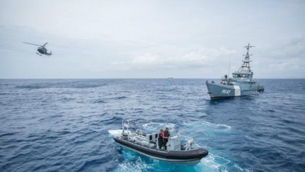 Capturan grupo de indocumentados al llegar a Aruba
