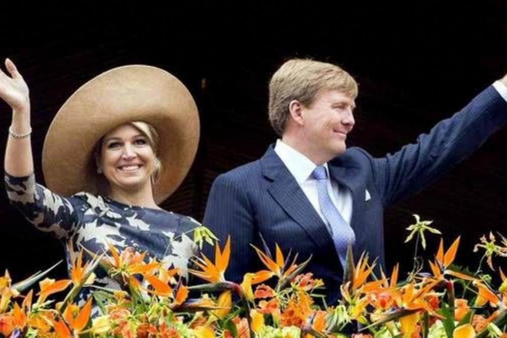Apretada agenda para la pareja real en Curazao