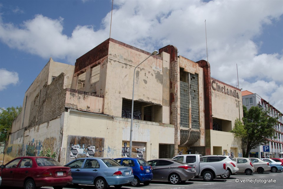Futuro del viejo edificio de Cinelandia sigue siendo incierto