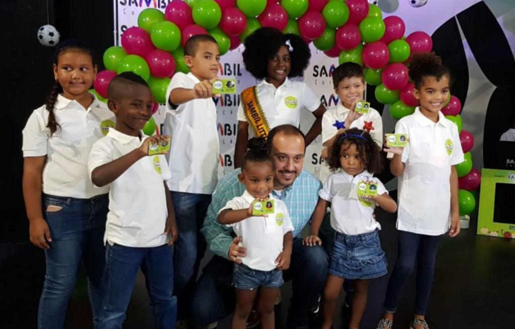 """Centro Comercial Sambil lanza su """"Kids Club"""""""