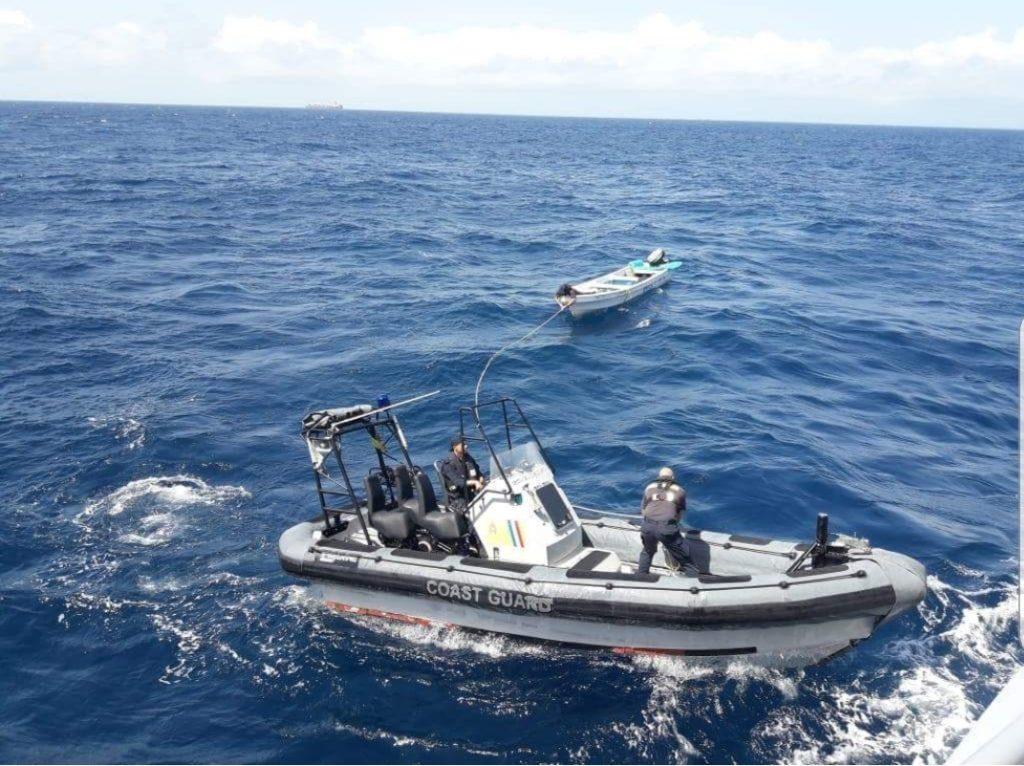 Detuvieron a 20 personas que intentaron ingresar ilegalmente a Aruba