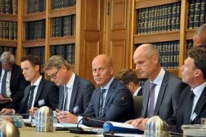 Situación de Venezuela fue tema en el Senado holandés