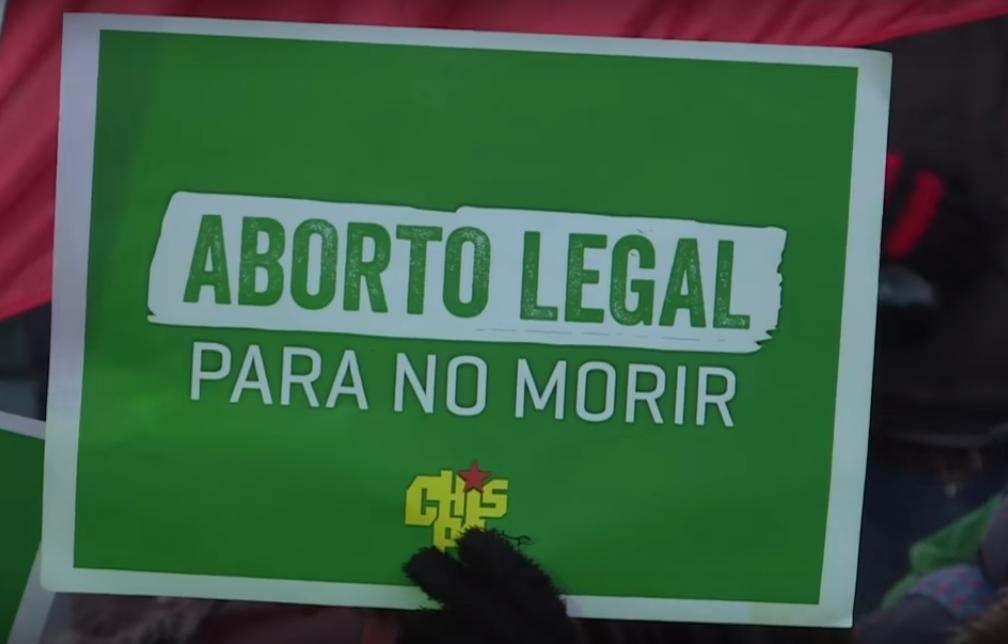 Activistas de la despenalización del aborto vuelven a reunirse en el Senado Argentino