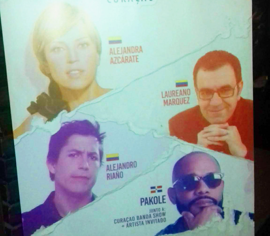 1er. Festival de Música y Humor Latino anunciado para el 3 de noviembre