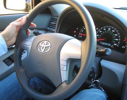 Menos personas aprueban exámenes de conducción