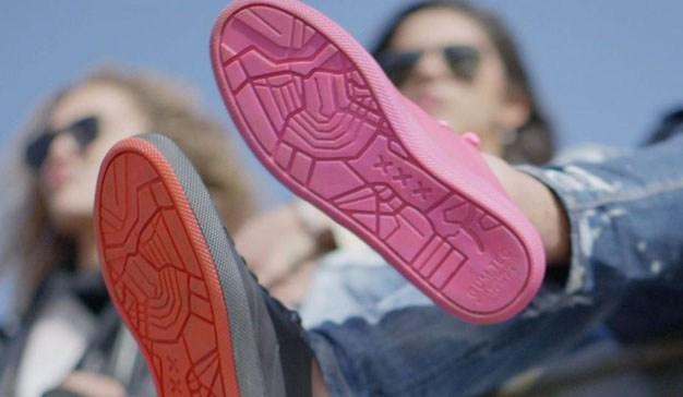 Holanda trabaja para eliminar los chicles tirados en sus calles